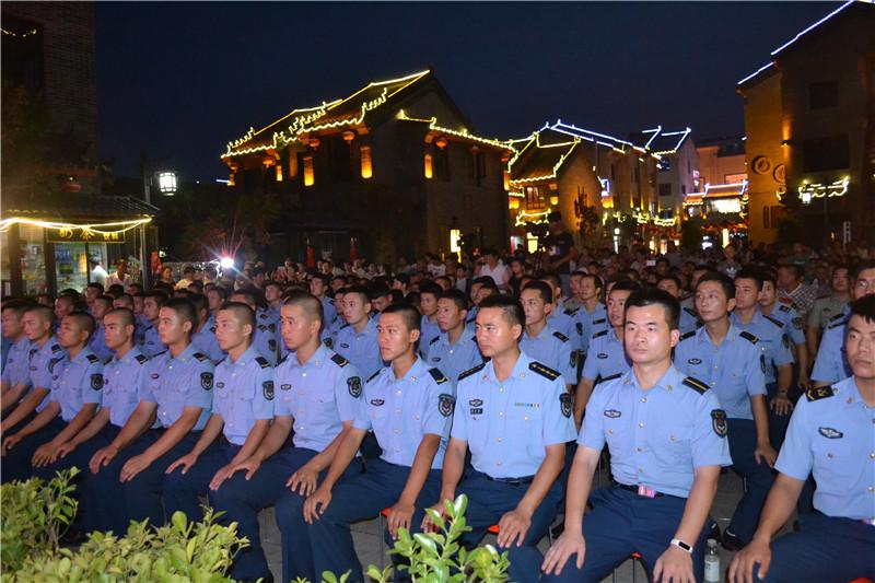 《我的中国心》,《精忠报国》,小号独奏《我爱你中国》,口琴二重奏